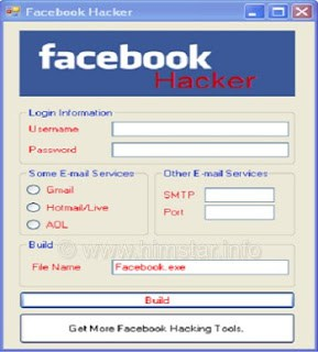 Hacking Facebook, Gmail, Yahoo Account | The Reality