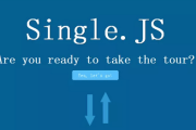 This Plugin is used to create single page Websites