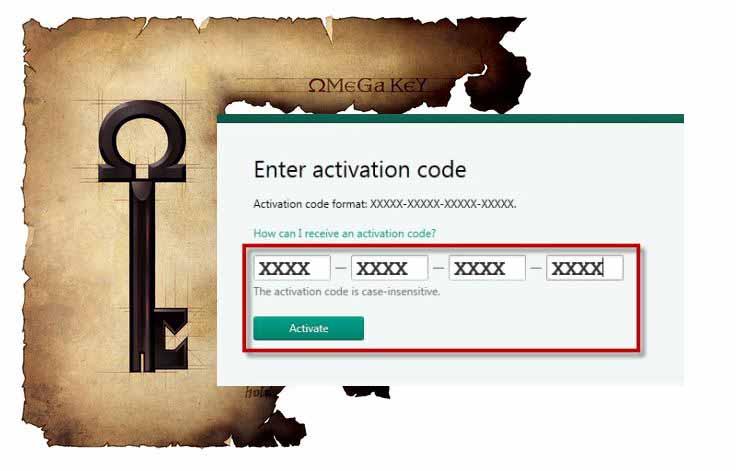 Software Key Using 94FBR