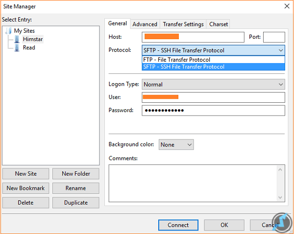 FTP with Mobile Tethering