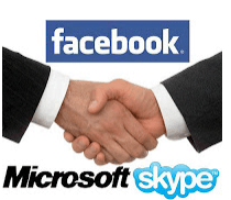 Use Skype with Microsoft and Facebook Sign-In