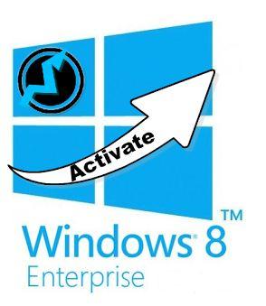 activate windows 8 enterprise