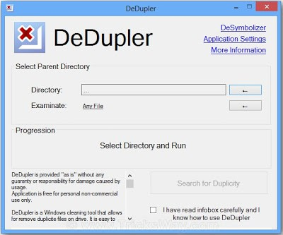 Remove Duplicate Files in Windows