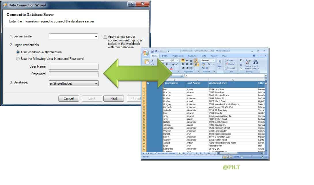 Tutorial for adding the excel sheet data to the database(SQL server) using ASP.NET with C#