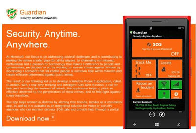 Microsoft 'Guardian' Security Apps , Good For Protect Yourself