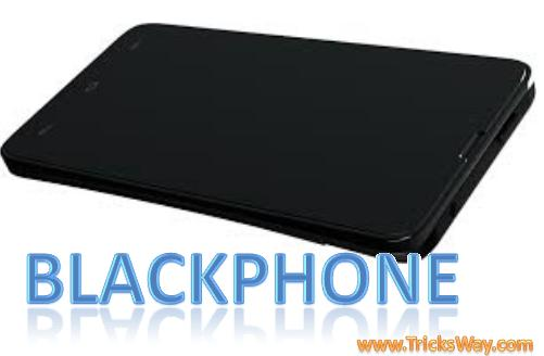 Blackphone-secured