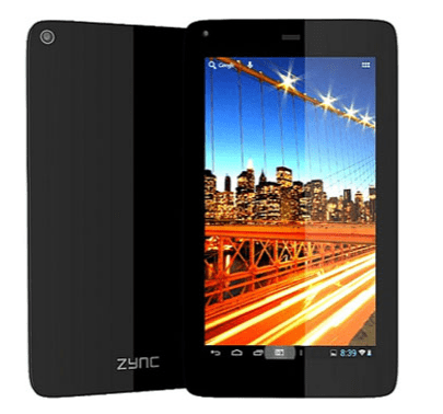 Zync Z605 6.5 inch phablet price in India