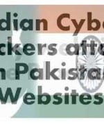 Indian Hackers defaced 100 Pak sites