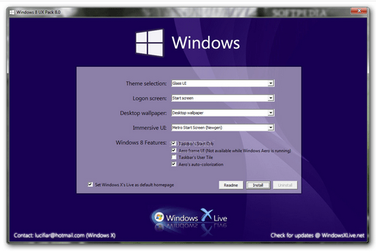 Convert Windows 7 Looks Like Windows 8.1