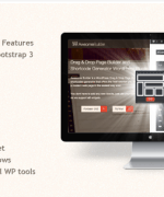 dag and drop page builder for wordpress