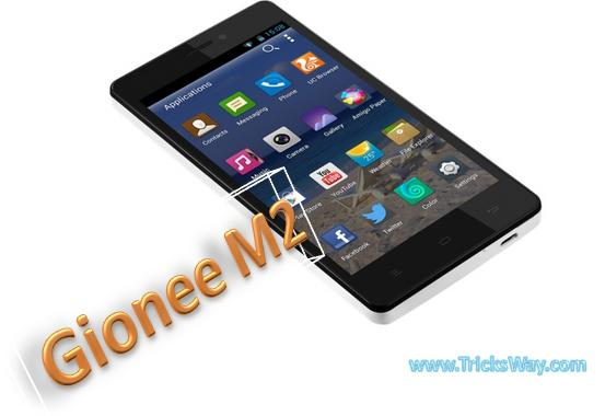 A new smartphone Gionee M2 launched at Rs 10,999 in India