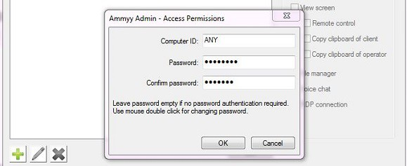 Remote Access Of Comupter Using Ammyy Admin
