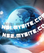 create own name server