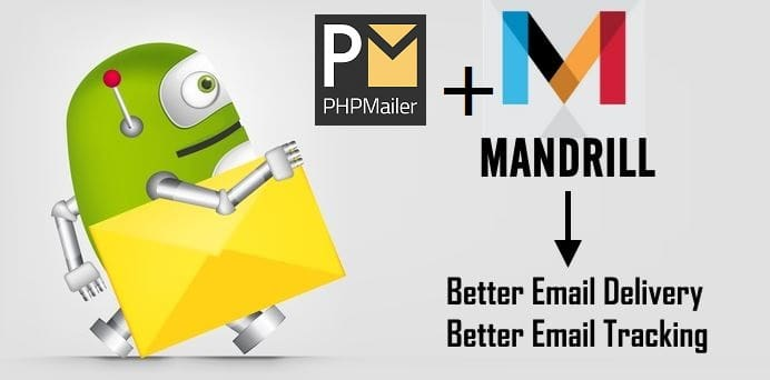 Working and Easy Mandrill Smtp Setup With PhpMailer